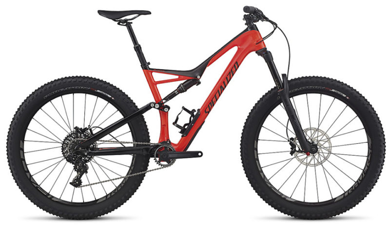 Specialized Stumpjumper 6Fattie