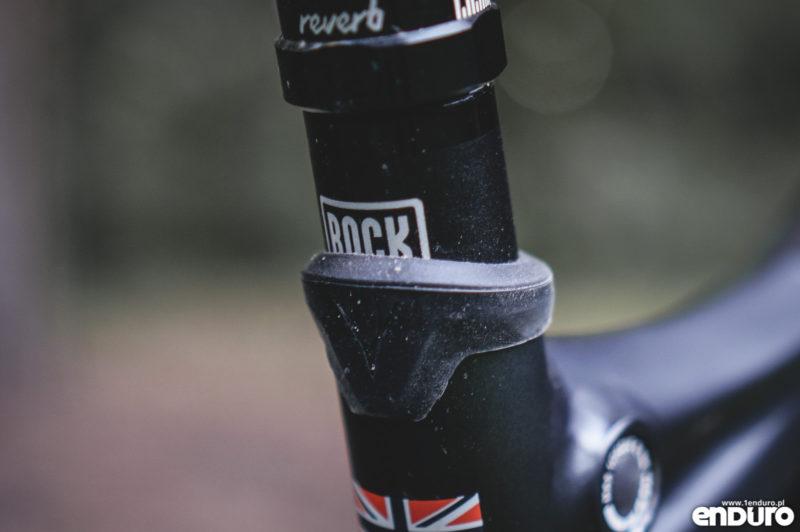 Przygotowanie roweru do zimy - uszczelnienie ramy