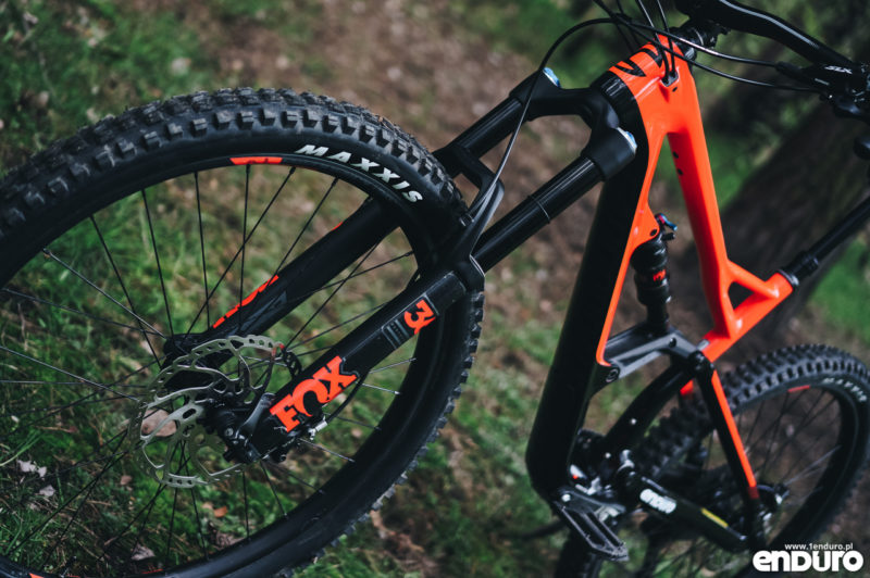 Cannondale Jekyll Carbon 3 2018 - Fox 36 Float Performance Boost