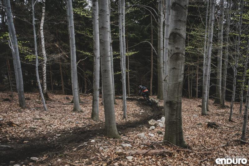 Enduro Trails Bielsko Biała Cygan