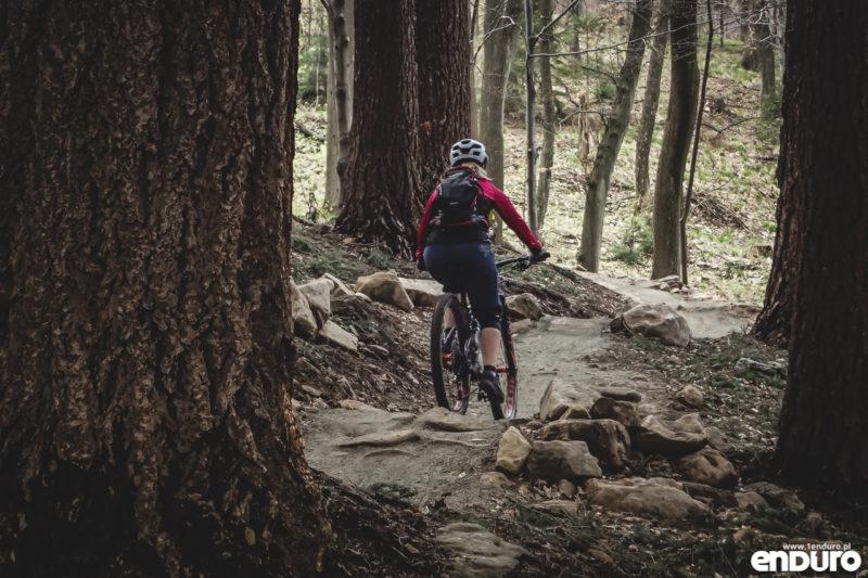 Enduro Trails Bielsko Biała Daglezjowy