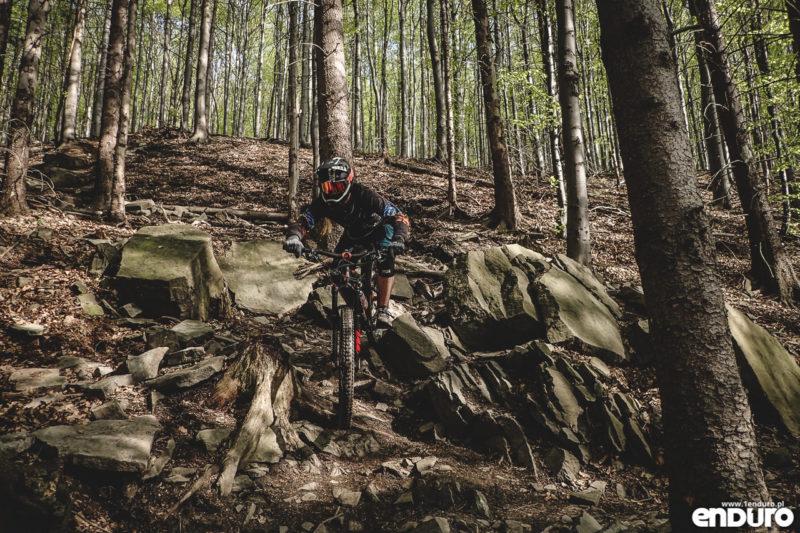 Enduro Trails Bielsko Biała Dziabar