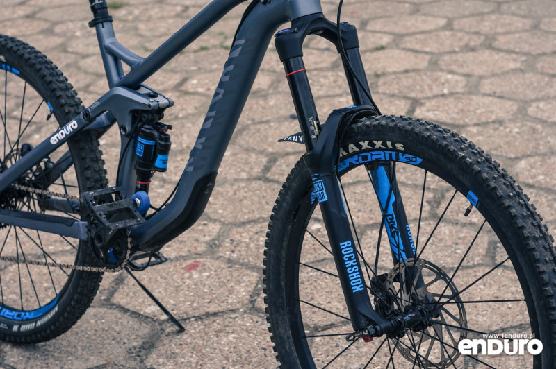 Canyon Strive Al 6.0 Race Rock Shox Pike