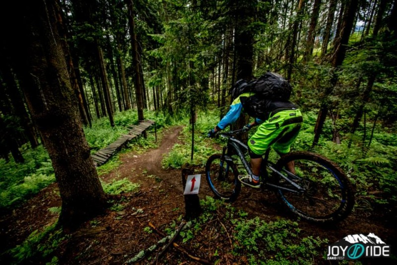 Joy Ride Enduro Zakopane