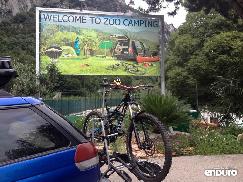 Lago Di Garda Enduro Arco ZOO Camping