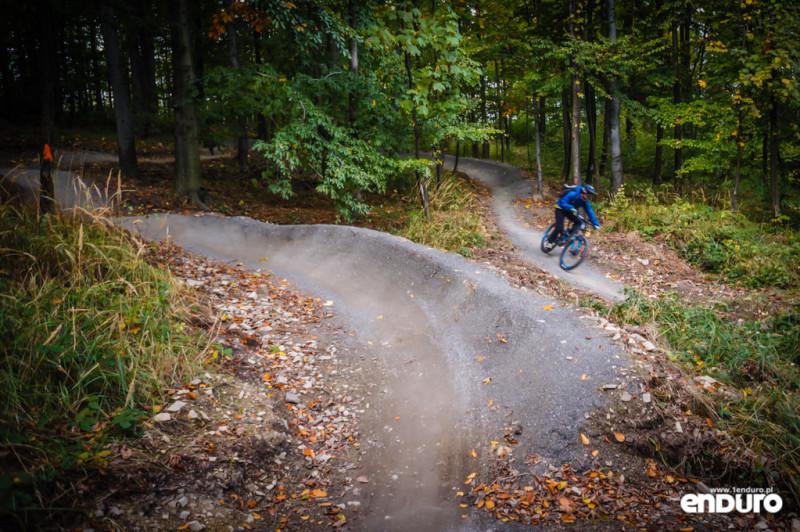 Ścieżki Enduro Trails Bielsko - Twister ABC Line