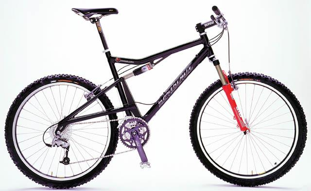 2000 Santa Cruz Heckler