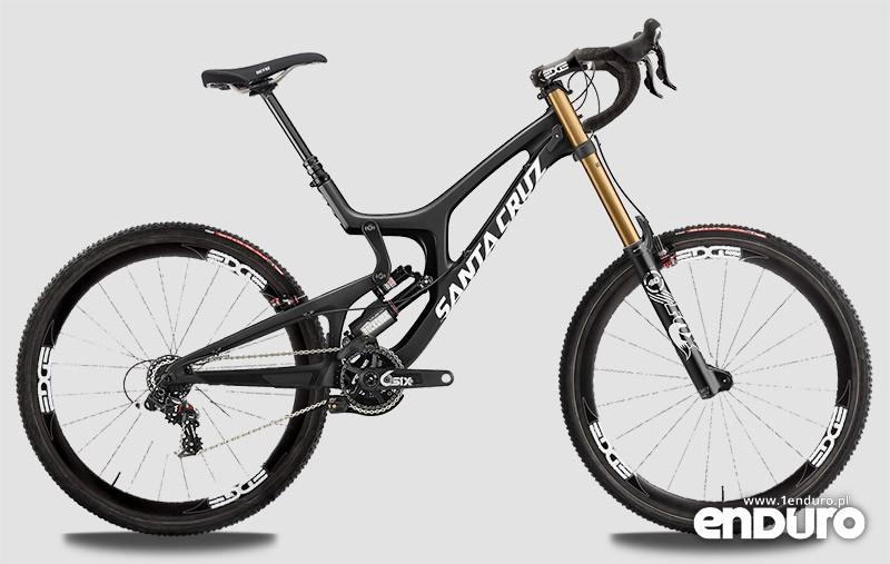 Santa Cruz V10 cyclocross CX10