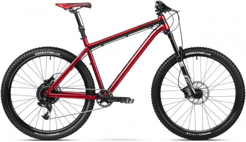 darmoor primal pro red devil hardtaile enduro do 6000 zł