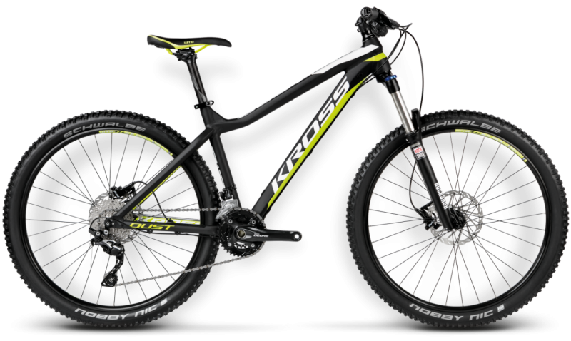 kross dust 2.0 hardtaile enduro do 5000 zł