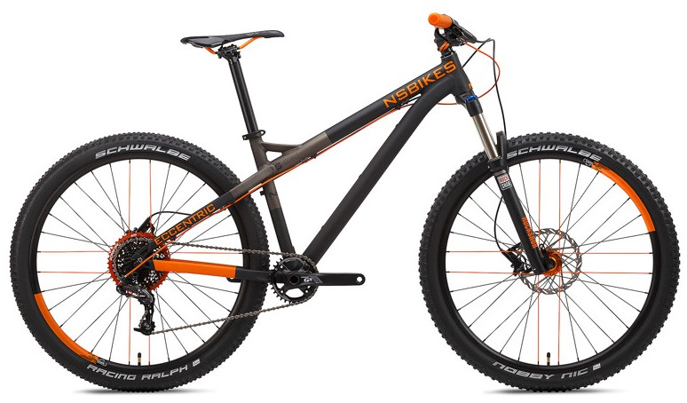 ns eccentric alu 2 hardtaile enduro do 6000 zł