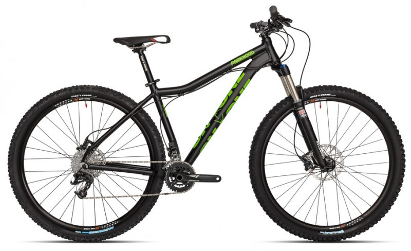 on-one parkwood x5 hardtaile enduro do 6000 zł