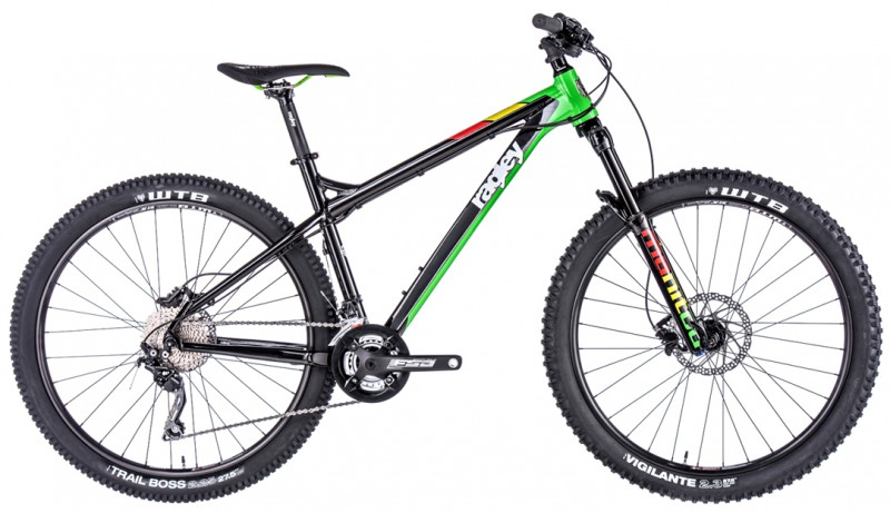 ragley marley hardtail enduro do 6000 z