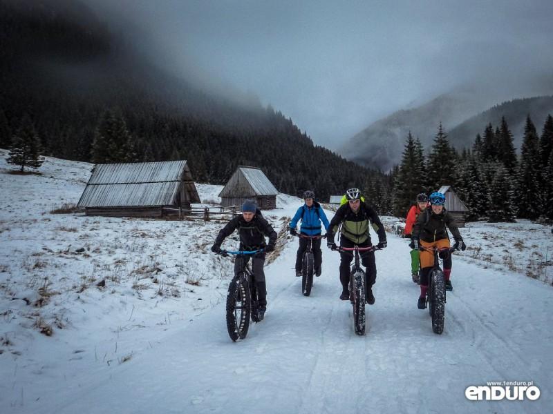 Fat bike - Dolina Chochołowska