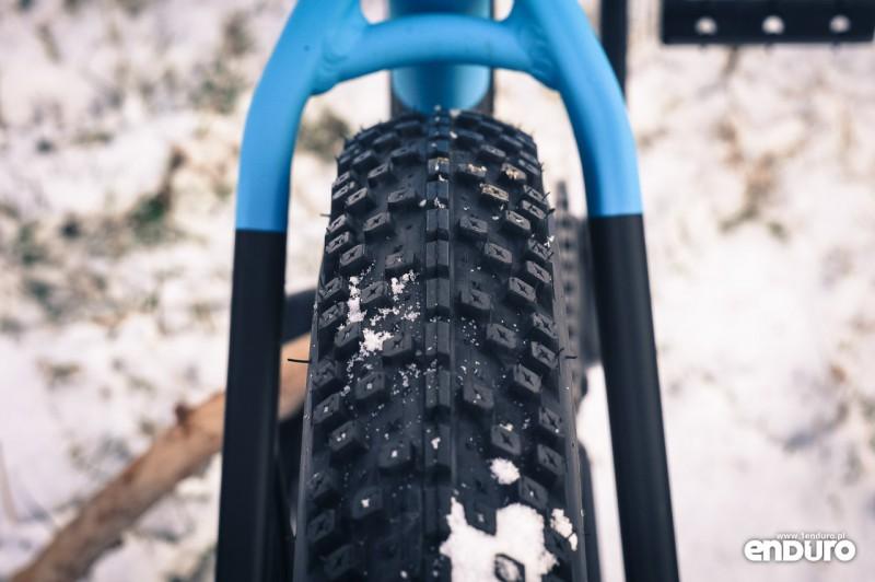 """NS Bikes Eccentric Djambo - WTB Trailblazer 2,8"""" prześwit"""