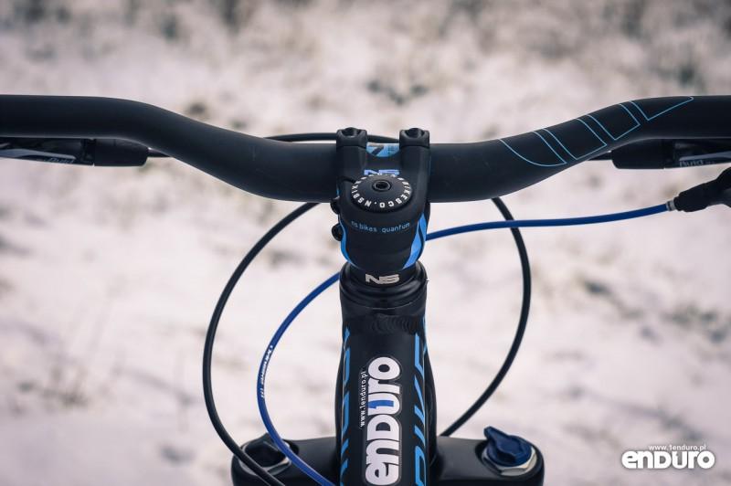 NS Bikes Eccentric Djambo - mostek Quantum