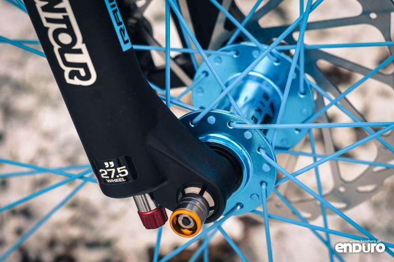 NS Bikes Eccentric Djambo - Sutour Raidon Q-Loc