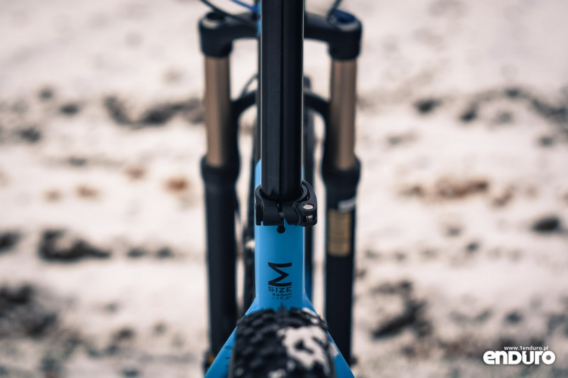 NS Bikes Eccentric Djambo - rozmiar M