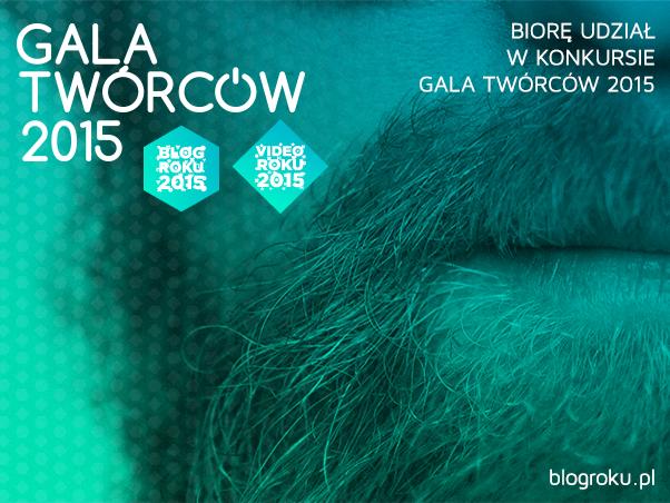 1Enduro - blog roku Gala Twórców