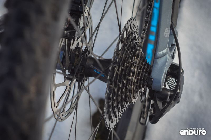 Canyon Strive Al 6.0 Race - test - piasta