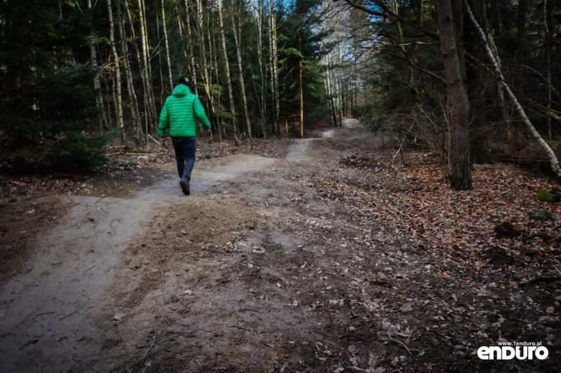 Suliwoods - trasy rowerowe Ślęża - hopki