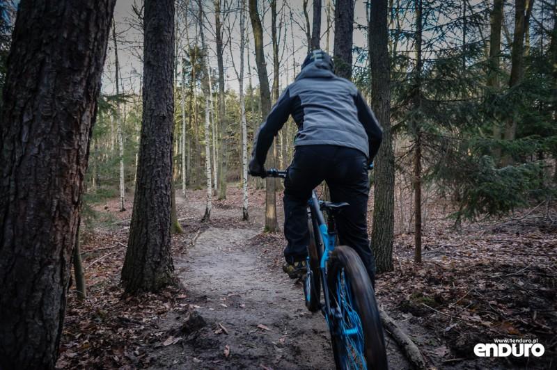 Suliwoods - trasy rowerowe Ślęża - enduro