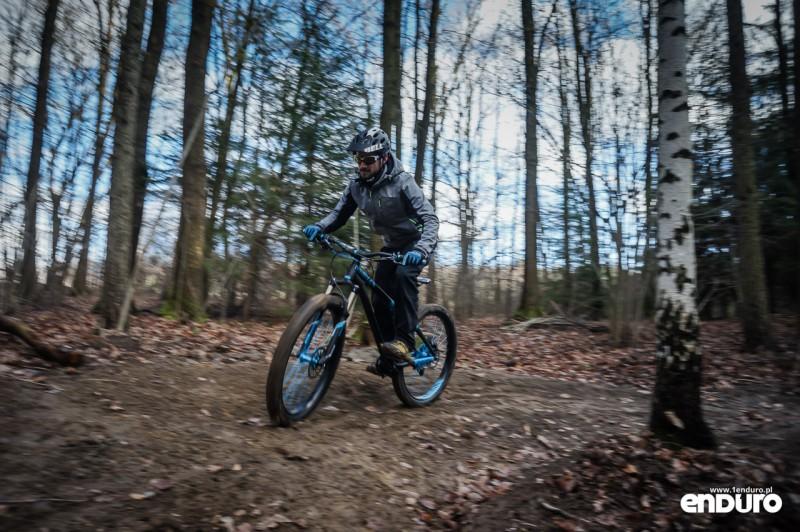 Suliwoods - trasy rowerowe Ślęża - banda