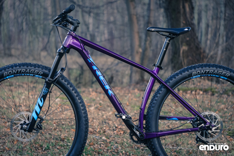 Trek Stache 7 - left