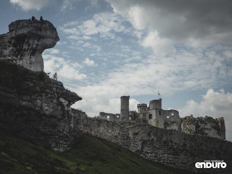 Jura: Zamek Ogrodzieniec Podzamcze