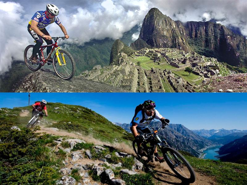 Dobór roweru enduro - rozwój MTB
