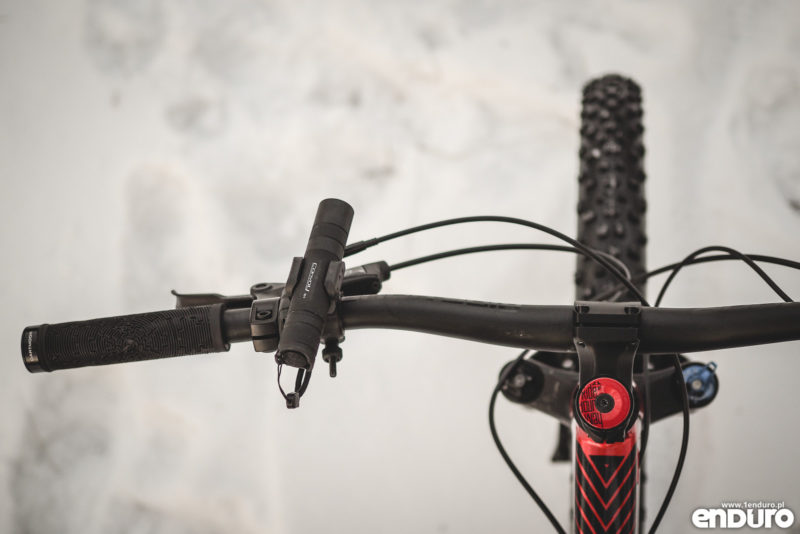 Convoy S2+ - mocowanie na kierownicę roweru
