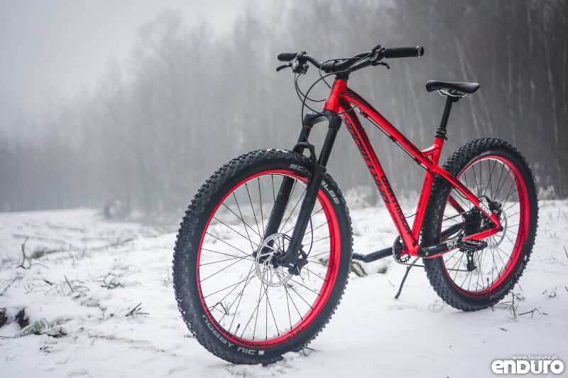 Dartmoor Primal Pro 27.5+ Plus Red Devil