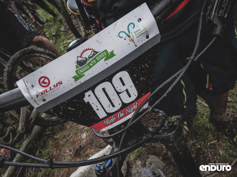 Enduro MTB Series Przesieka 2016