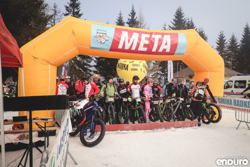 Fat Bike Race 2017 start