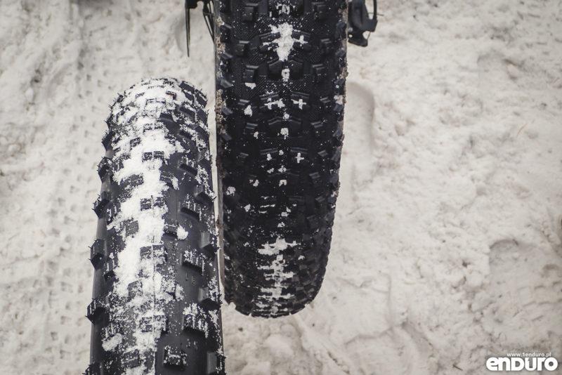Fat Bike kontra Plus 27+