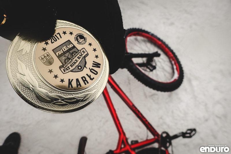 Fat Bike Race 2017 medal