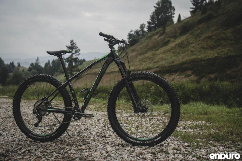I pomyśleć, że rok temu, kiedy kupowałem NS-a Djambo, na rynku w zasadzie były do wyboru tylko dwa rowery tego typu...