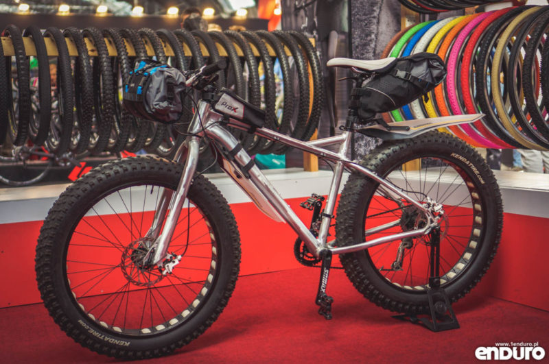 Fatbike bikepacking - Kielce Bike Expo