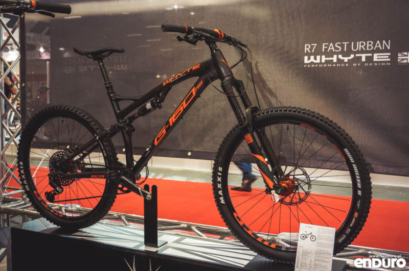 Whyte G-160 RS 2017 - Kielce Bike Expo