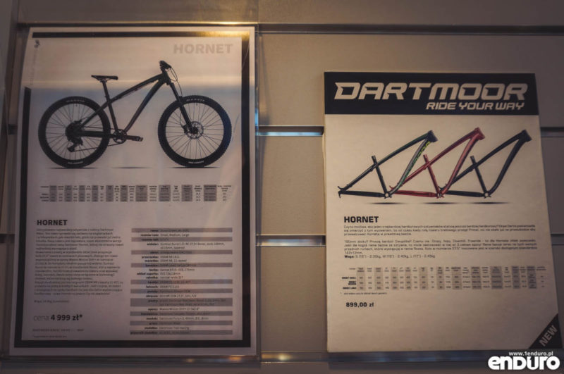 Dartmoor Hornet 2017 Plus - Kielce Bike Expo