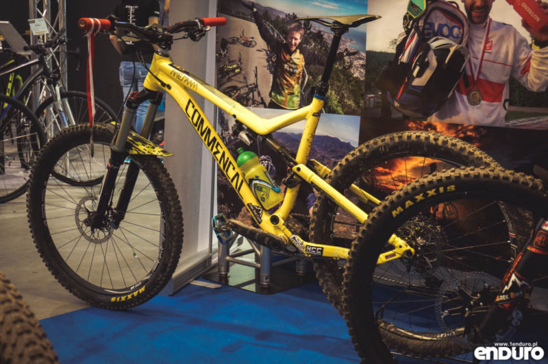 Commencal Meta AM Arek Perin - Kielce Bike Expo