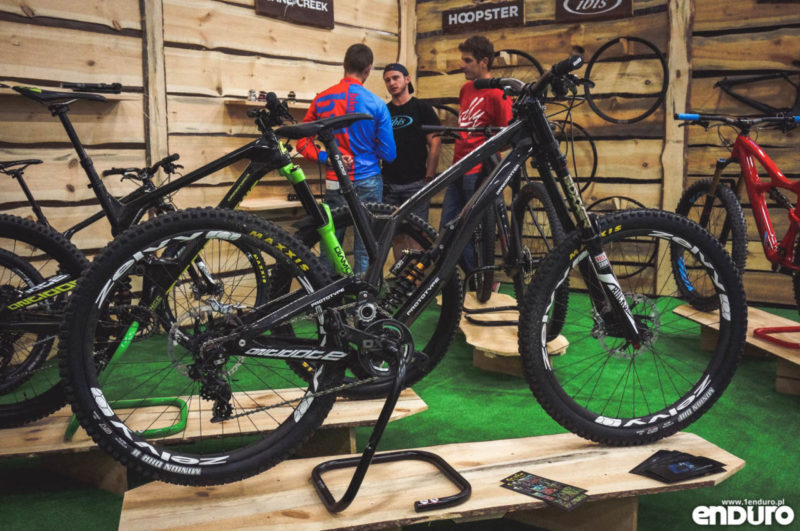 Antidote Darkmatter - Kielce Bike Expo