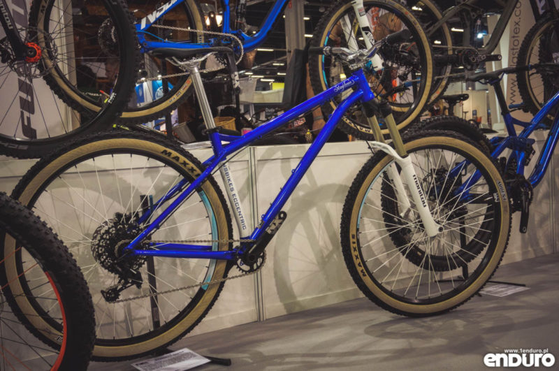 NS Bikes Eccentric Cr-Mo 2017 - Kielce Bike Expo