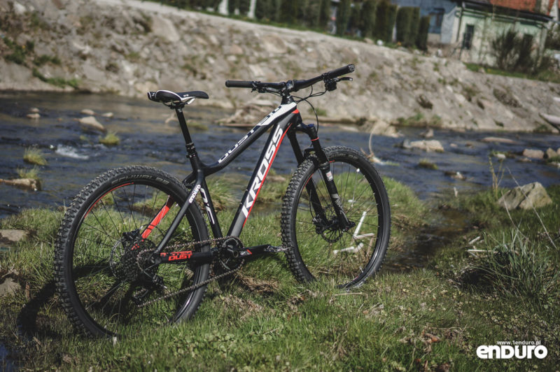 Kross Dust 3.0 - hardtail enduro
