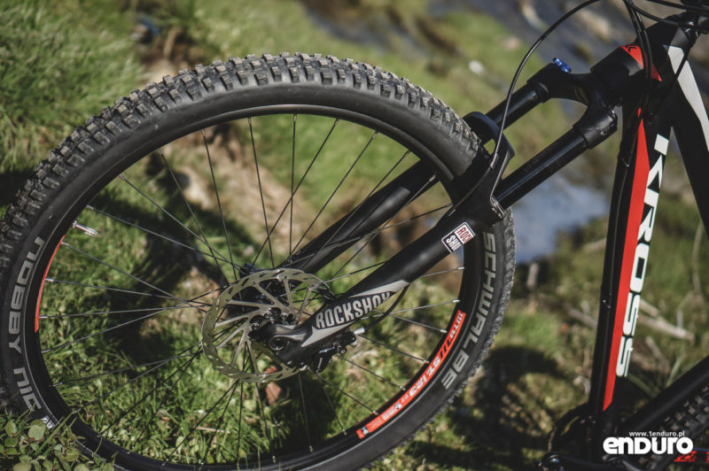 Kross Dust 3.0 - RS Revelation RL
