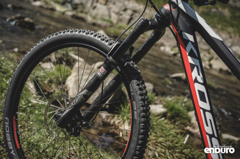 Kross Dust 3.0 - Rock Shox Pike