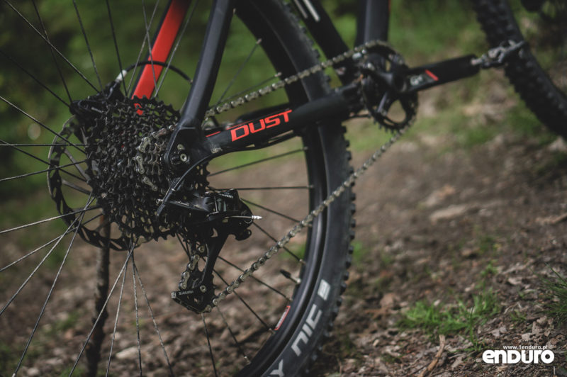 Test Kross Dust 3.0 - SRAM GX