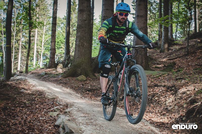 Test Kross Dust 3.0 - singletrack