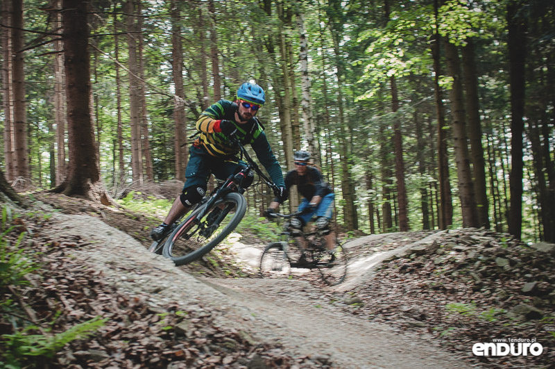 Test Kross Dust 3.0 - banda