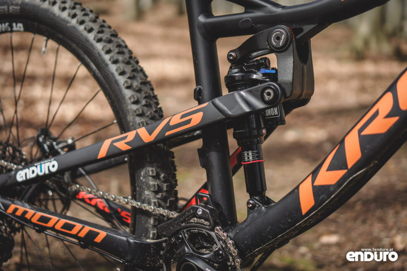 Test Kross Moon 2.0 2016 - Rock Shox Monarch